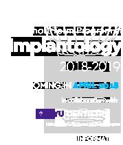 Implantology Program 2018-2019
