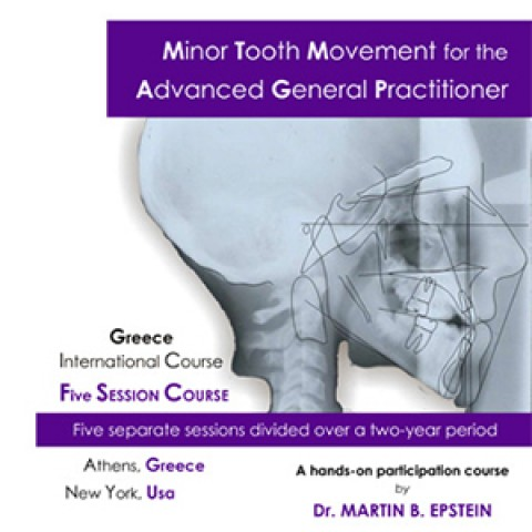 International Program in Minor Tooth Movement