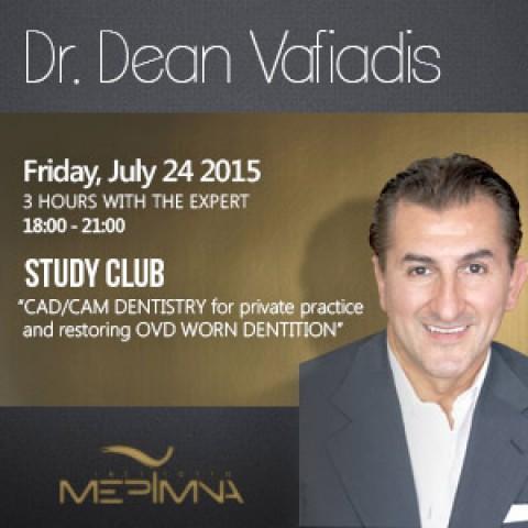 Dr Dean Vafiadis