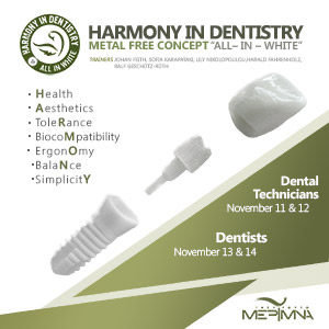 Free Metal Dentistry, All in White
