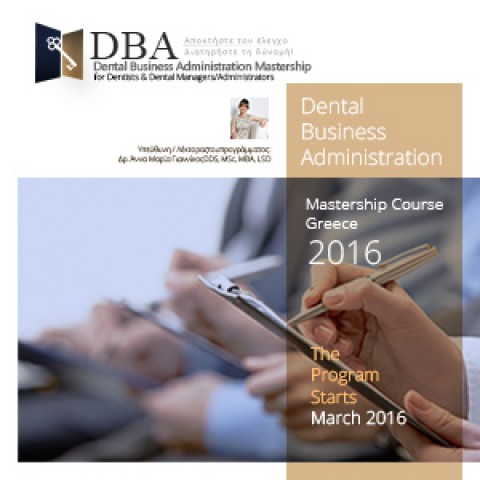 DBA – Mastership Course