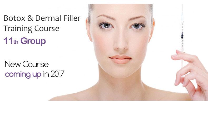 Botox & Dermal Filler Training