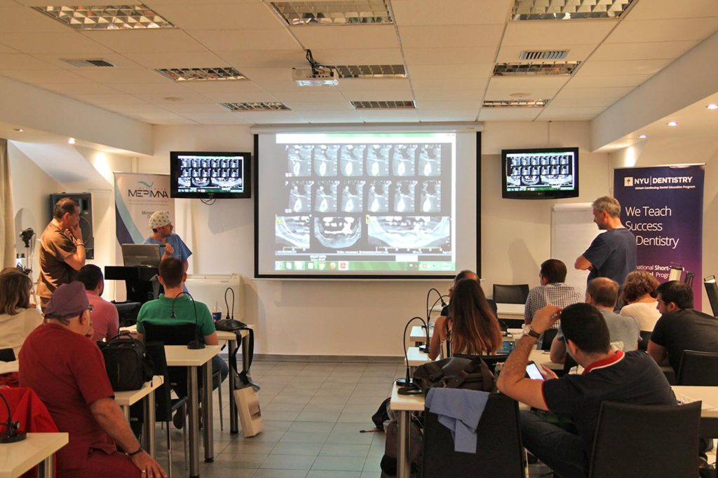 Implantology Clinical Participation Course 2019-2020 by