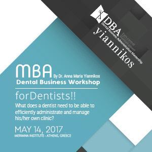 MBA Workshop for Dentists