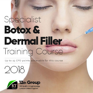 Botox & Dermal Filler Training 2018