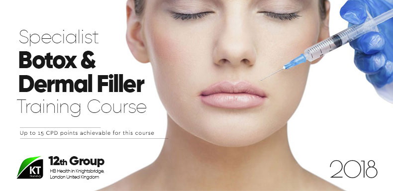 Botox & Dermal Filler Training