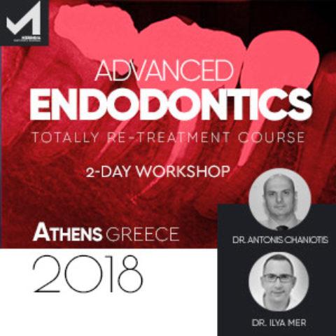 Advanced Endodontics Totally Re-Treatment Course