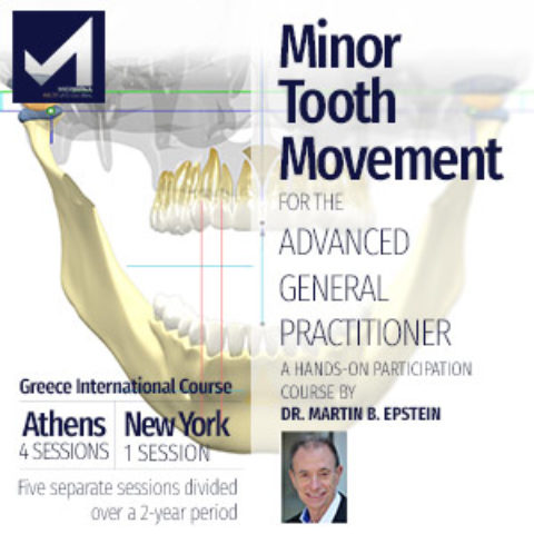 Greece International Program in Minor Tooth Movement 2019-2022