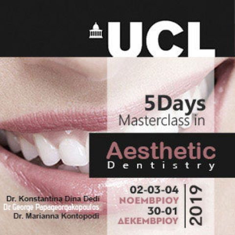 5 Days Masterclass in Aesthetic Dentistry