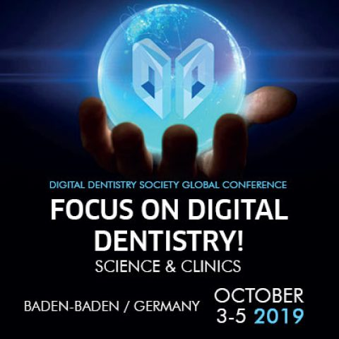DDS Global Conference FOCUS ON DIGITAL DENTISTRY in Baden-Baden