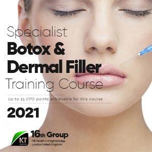 Botox & Dermal Filler Training 2021