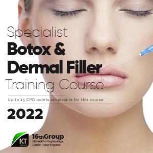 Botox & Dermal Filler Training Course 2022