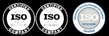Πιστοποιήσεις Κατά ISO